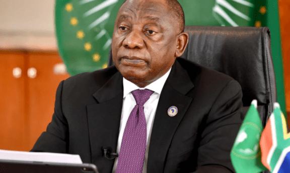President Ramaphosa aangekondig dat nasionale ramptoestand 15 Desember verleng word.