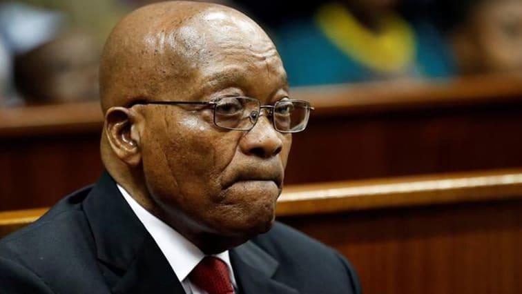 Oudpresident Jacob Zuma vandag terug in die Hooggeregshof in Pietermaritzburg